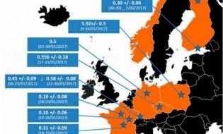 Polska skażona radioaktywnym jodem