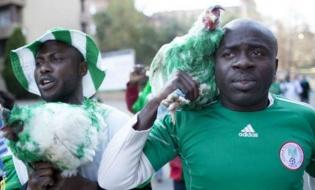 Nigeria przegrała przez kurczaka?