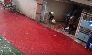 Stolica Bangladeszu tonie we krwi