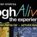 Van Gogh Alive zmysły oszaleją